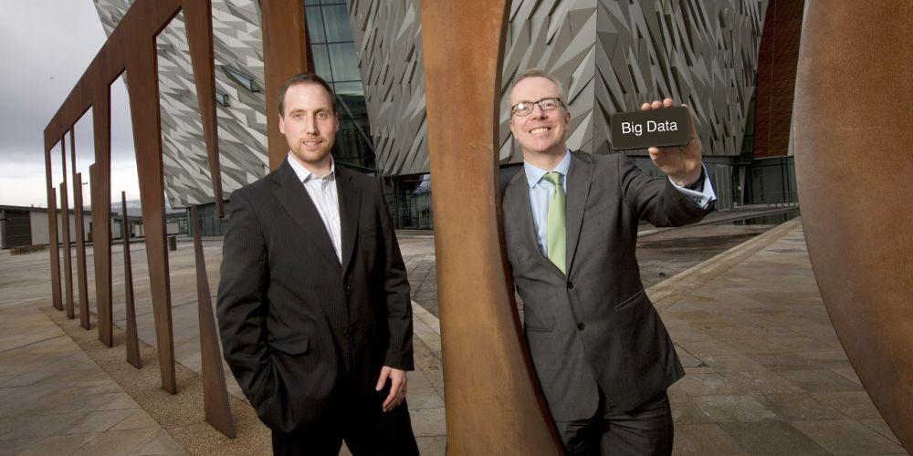 Belfast Big Data Conference will focus on market worth £80bn
