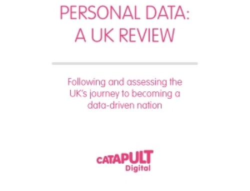Trust in personal data: A UK review