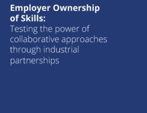 Employer Ownership of Skills