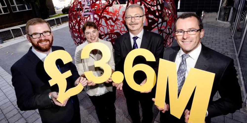 £3.6million investment in research funding announced