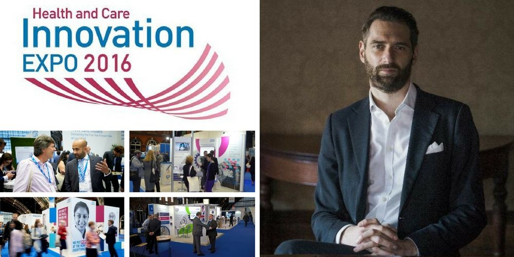 NHS Health and Care Innovation Expo 2016 – Review by Rob Grundy