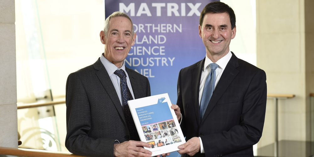 Advanced Manufacturing, Materials & Engineering Report launched