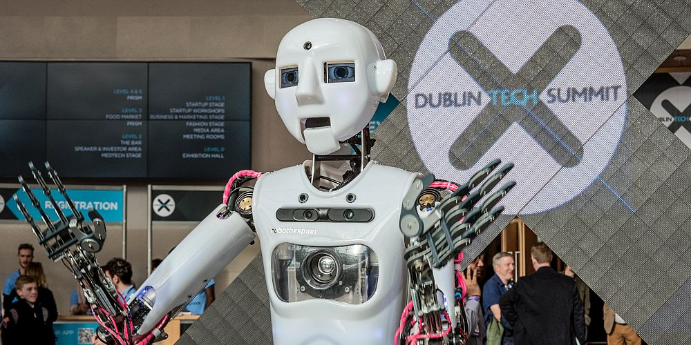 Review of the 2017 Dublin Tech Summit