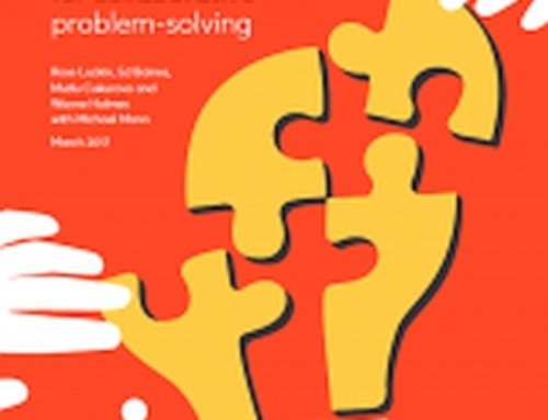 Solved! Making the case for collaborative problem-solving