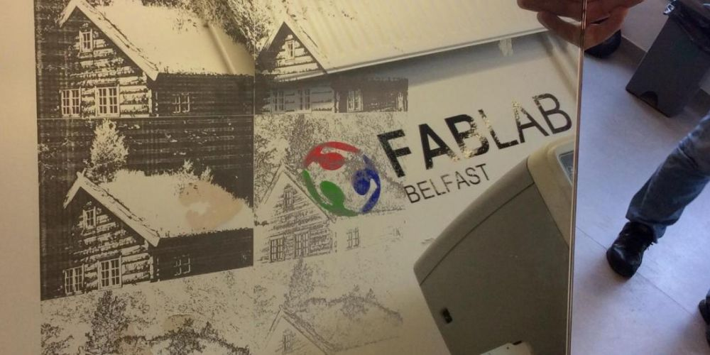 World-First for FabLab Nerve Centre