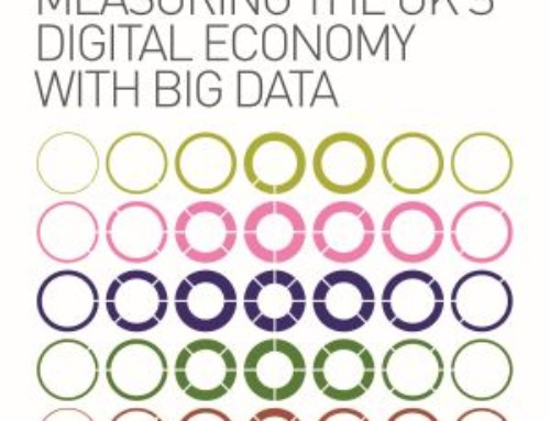 Measuring the UK's Digital Economy with Big Data